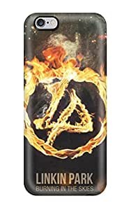 (OBKbKym6931zLnKZ)durable Protection Case Cover For Iphone 6 Plus(linkin Park Burning In The Skies)