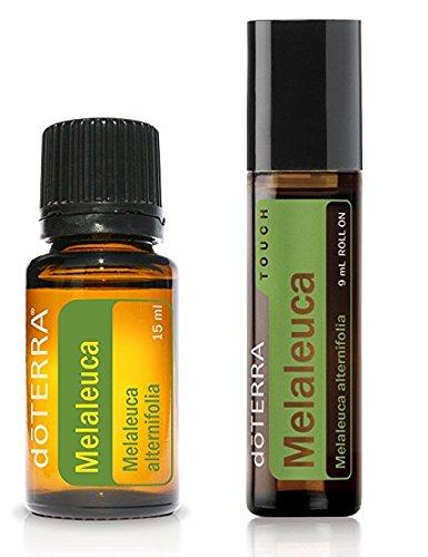 doTerra Melaleuca Oil and Melaleuca Touch Blend