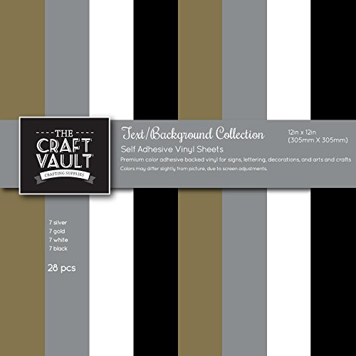 (Print Collection - premium quality vinyl sheets perfect for any crafting project!)