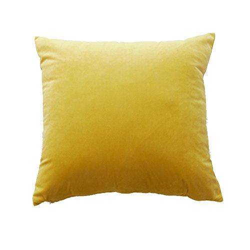 MURTIAL Velvet Pillow Sofa Waist Throw Cushion Cover Home Decor Cushion Cover Case Pillow Case