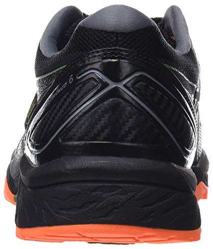 fujitrabuco D'entranement Chaussures Gris 020 Asics Pour G carbone tx Gel Homme Noir 6 wHtd5