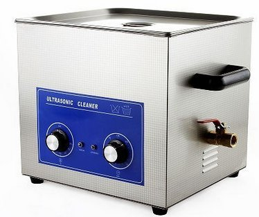GOWE 360W 15L Ultrasonic Cleaner with Free Basket for Motherboard & Video Card Cleaning