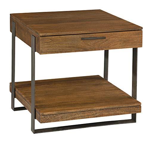 Hekman Furniture 23705 Iron Strapg Drw Lamp TBL (Lamps Theodore Alexander)