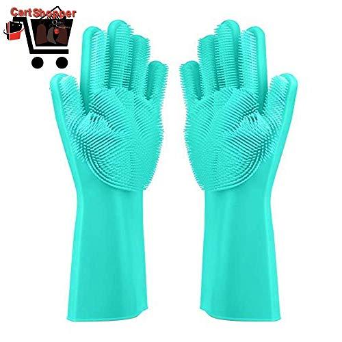 Silicone Glove Household Scrubber
