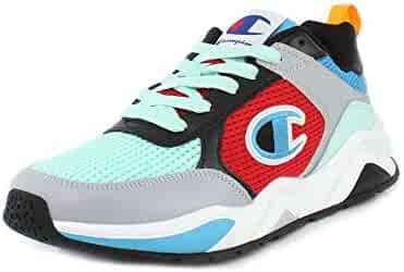1edf7f054a1bc Champion Mens 93Eighteen SP Block Sneaker Sneaker
