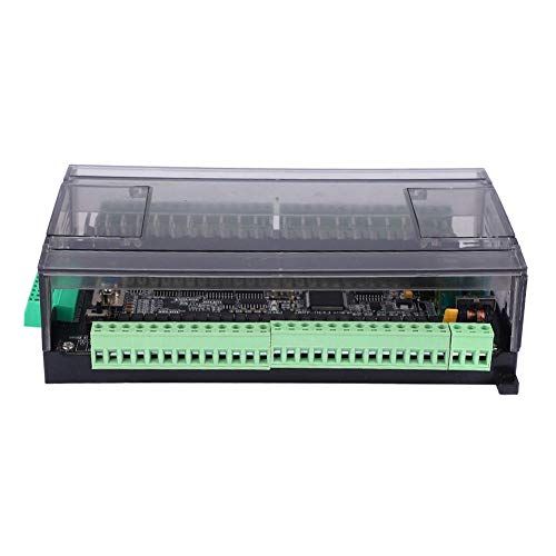 FX3U-48MT Industrial Control Board 24 Input 24 Output 24V 1A PLC Programmable Logic Controller with High Speed Counting