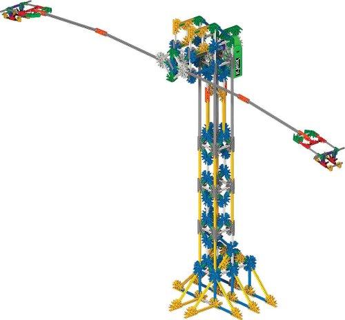 Amazon Knex Swing Ride 853 Pcs Toys Games