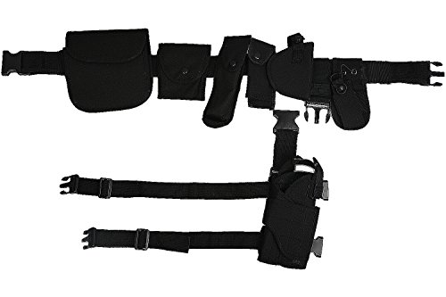 xcoser DS Belt Adjustable Holster Bag Black Buckle