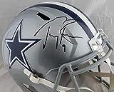 Tony Romo Autographed Dallas Cowboys F/S Speed