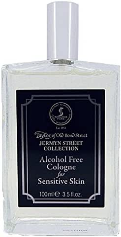 Taylor Of Old Bond Street Jermyn Street Collection Alcohol Free Cologne for Sensitive Skin, 100ml