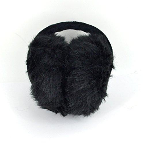 Aisi Cache Femme oreilles Femme Cache Noir Noir Aisi Aisi oreilles Cache r5w5qxPX