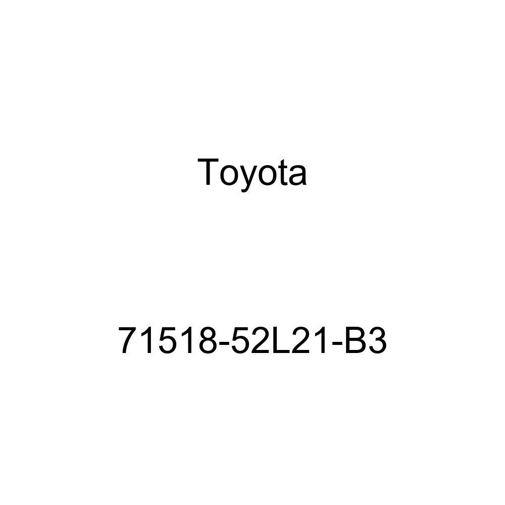 Toyota Genuine 71518-52L21-B3 Sear Cushion