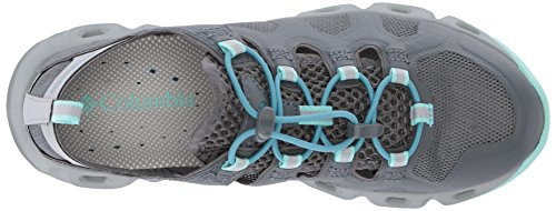 Columbia Mujeres Supervent Water Shoe Graphite, Canyon Blue