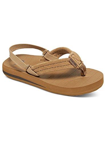 Quiksilver Brown Sandals - 3