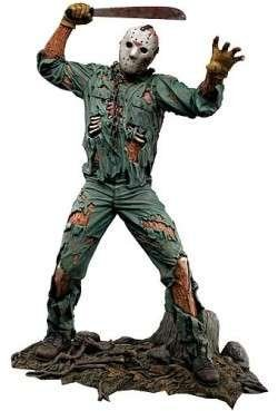 Cult Classics Series 1 Friday the 13th VII Jason Voorhees Action Figure by Cult Classics