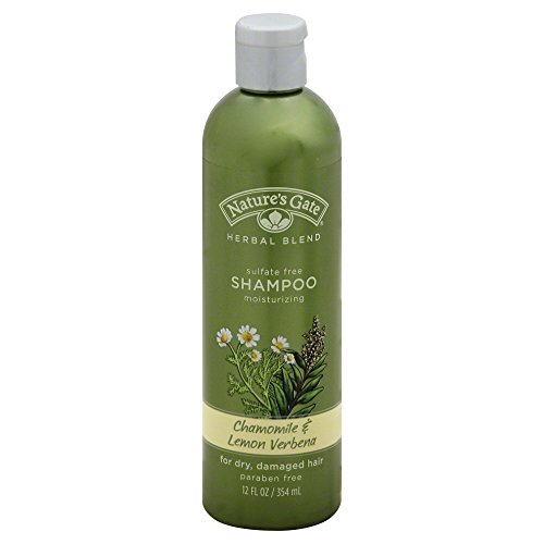 Nature's Gate Conditioner for Dry, Damaged Hair - Chamomile & Lemon Verbena - 12 oz by Nature's Gate