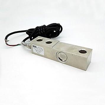 Small Weigh bridge Share Beam Load Cell Scale Sensor (100KG) Shanghai QIYI Electrical & Mechanical Equipment Co. Ltd