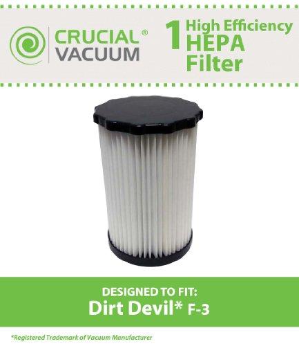 dirt devil breeze filter f3 - 8