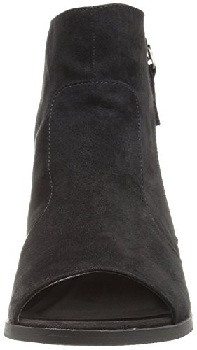 Rocket Dog Women's Crest Coast Fabric Ankle Bootie Black 1ANR2Xv