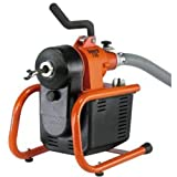 General Wire I-95-A Multi-Use Machine for Cleaning and Clearing Drains, Small