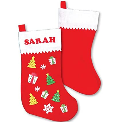 Christmas (Stockings) in July - Empty Bobbin Sewing Studio