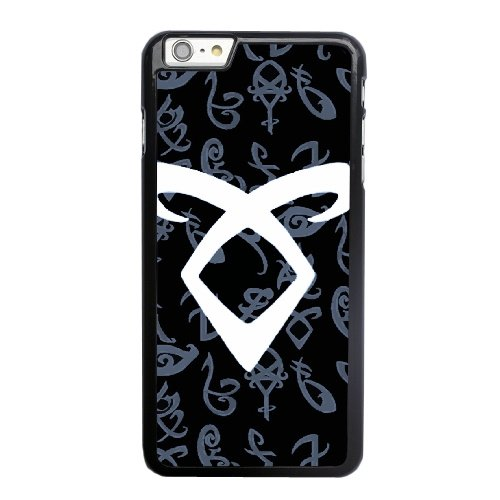 Coque,Apple Coque iphone 6 6S (4.7 pouce) Case Coque, Mortal Instruments Funny Quotes Phone Case Cover for Apple Coque iphone 6 6S (4.7 pouce) Noir Plastic Ultra Slim Cover Case Cover