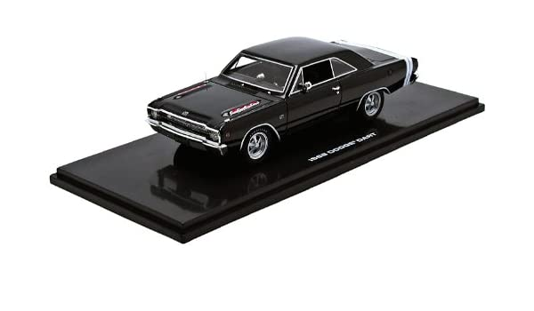 1:43 Highway 61 Dodge Dart 1968 red//black