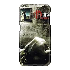 Protective Hard Cell-phone Cases For Samsung Galaxy S6 (tCA1718xXhu) Support Personal Customs Stylish Drowning Pool Band Pattern