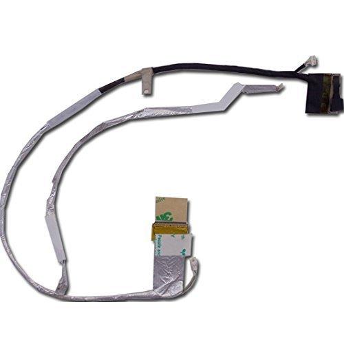 New LCD Video Cable For HP Pavilion DV7 DV7-6000 DV6-6000 Series 50.4RN10.001 50.4RN10.002