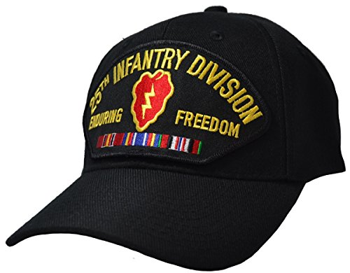 - 25th Infantry Division Enduring Freedom Cap