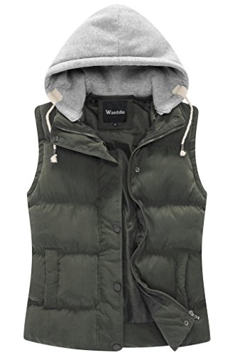 Quilted Puff Vest - 4