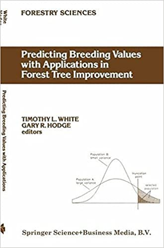 Predicting Breeding Values with Applications in Forest Tree Improvement (Forestry Sciences) by T.L. White (2010-12-10)