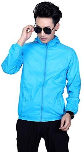 (ビグッド)Bigood レディース メンズ UVカットパーカー 長袖 ジャケット トップス カジュアル アウトドア 日よけ 体型カバー