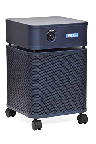 Austin Air B410E1 Pet Machine Air Purifier, Midnight Blue