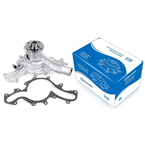 ECCPP Engine New Cooling Water Pump with Gasket For 97-11 Ford 4.0L SOHC V6 VIN E,K,N ()