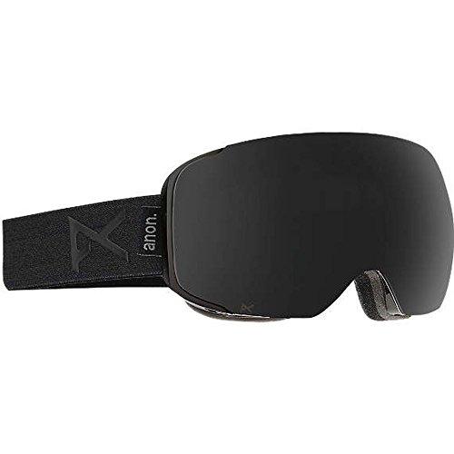Anon M2 Snow Goggles Smoke With Dark Smoke & Blue Lagoon Lens -  10775101022_Smoke/Dark Smoke_One size