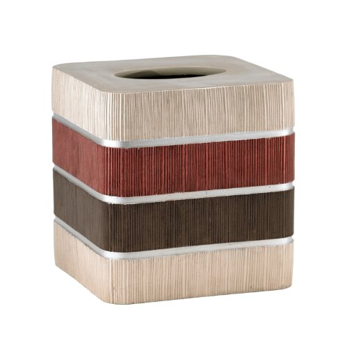 Popular Home The Modern Line Collection Tissue Box, - Box Set Home