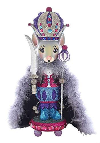 Kurt Adler 15-Inch Hollywood Mouse King Nutcracker ()