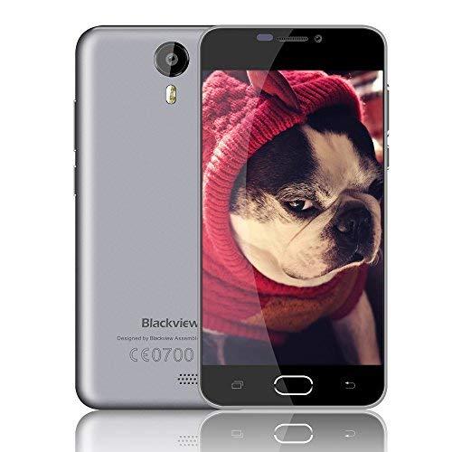 SIM Free Mobile Phones, Blackview BV2000 4G Dual SIM Cheap Smartphone, 5.0...