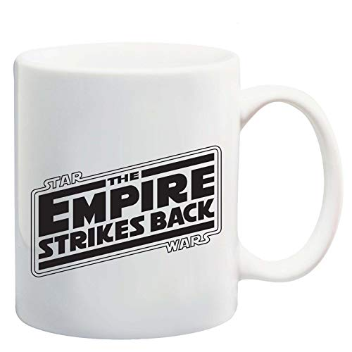 Empire Mug - Manglam Mart The Empire Strikes Back White Tea Coffee Mug Ceramic Coffee Tea Cup