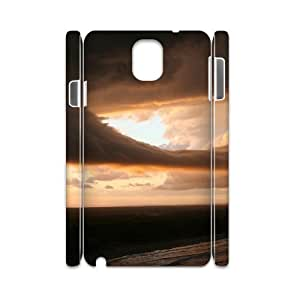SYYCH Phone case Of Crimson Clouds 2 Cover Case For samsung galaxy note 3 N9000