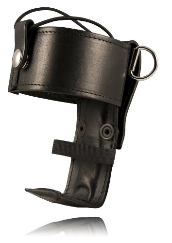 Boston Leather Universal Firefighter's Radio Holder (Leather Universal Radio)