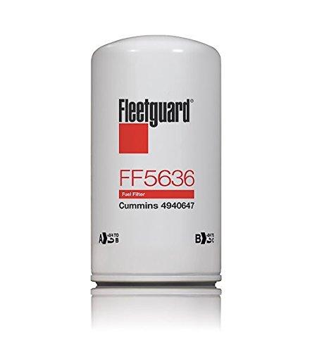 Fleetguard Fuel Filter Part No: FF5636 (Pack of 2)