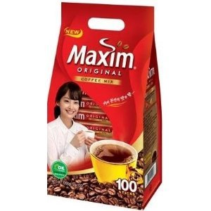 Maxim Original Korean Coffee - 100pks by Maxim