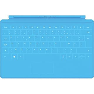 Blue Touch Cover for Microsoft Surface