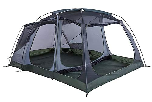 Marmot Guest House 4-Person Tent, Crocodile, One Size, 39100-4764-ONE