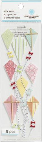 Martha Stewart Crafts Stickers, Kite