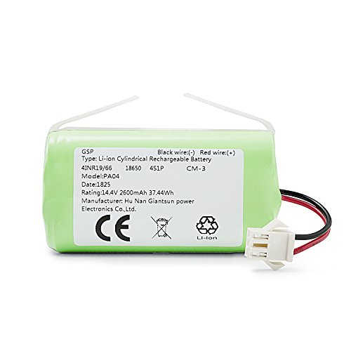 eufy RoboVac Replacement Battery Pack, Compatible with