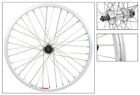 20in Recumbent Iso Diameter 406 Bike Wheels