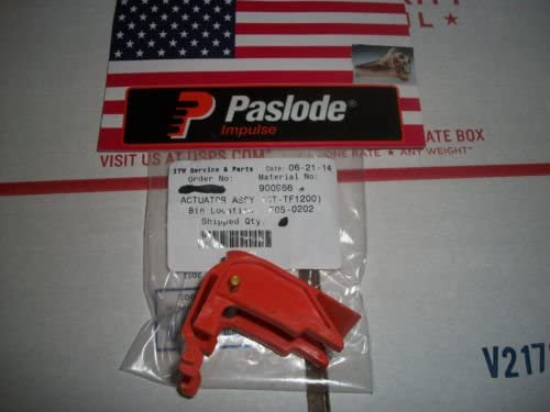 NEW Paslode 900966 ACTUATOR ASSEMBLY Replaces 404466 and 404444